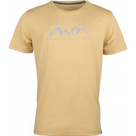 High Colorado Garda 5 Camiseta Hombre, beige